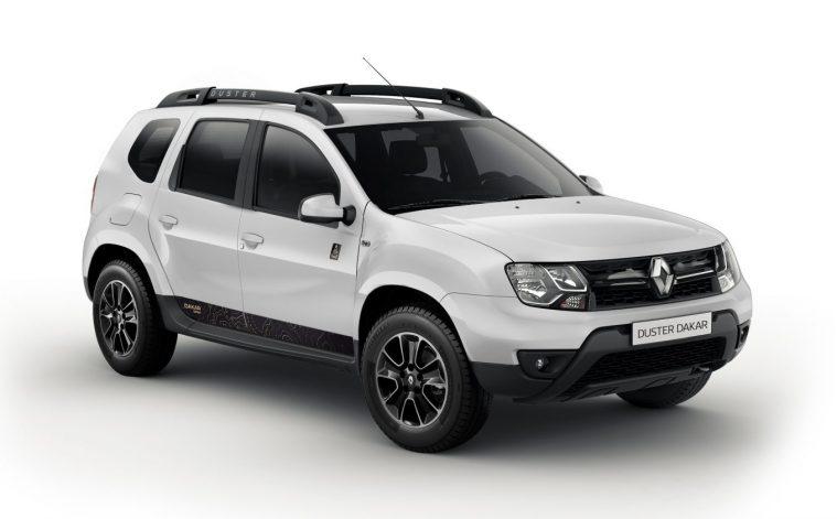 Dacia Duster  Manual