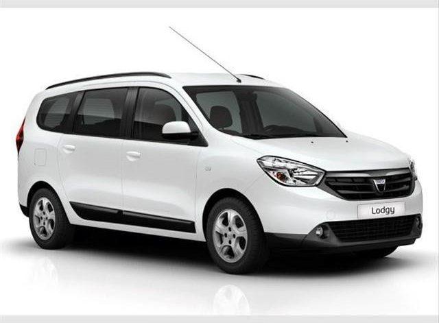 Dacia Lodgy Manuel