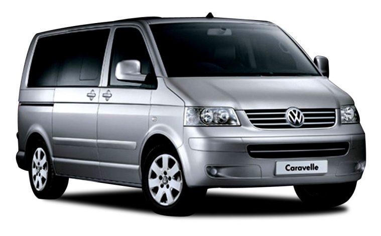 VW. Caravelle  Manual